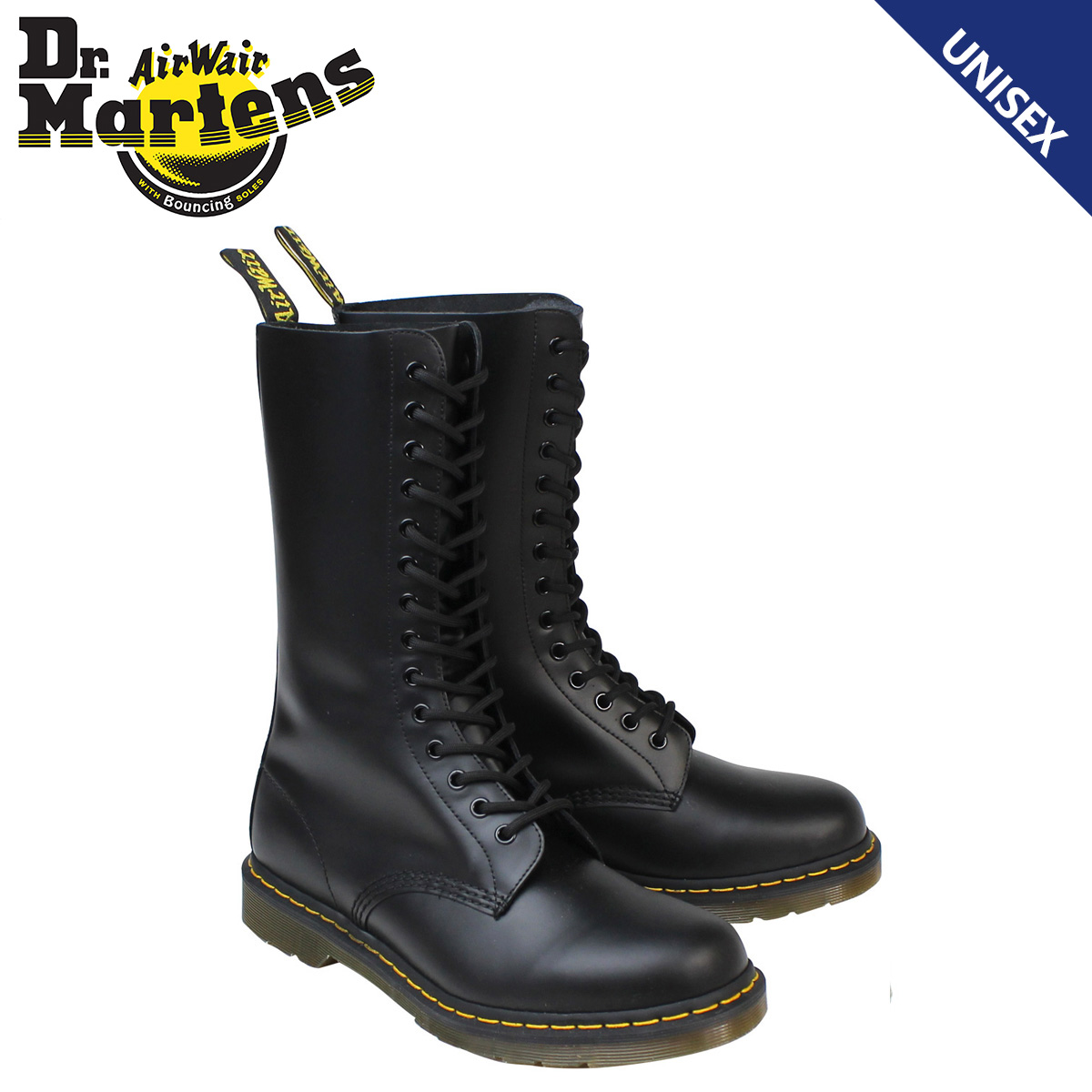 professional sale best quality preview of 1914 doctor Martin Dr.Martens 14 hall men boots 14EYE BOOT R11855001