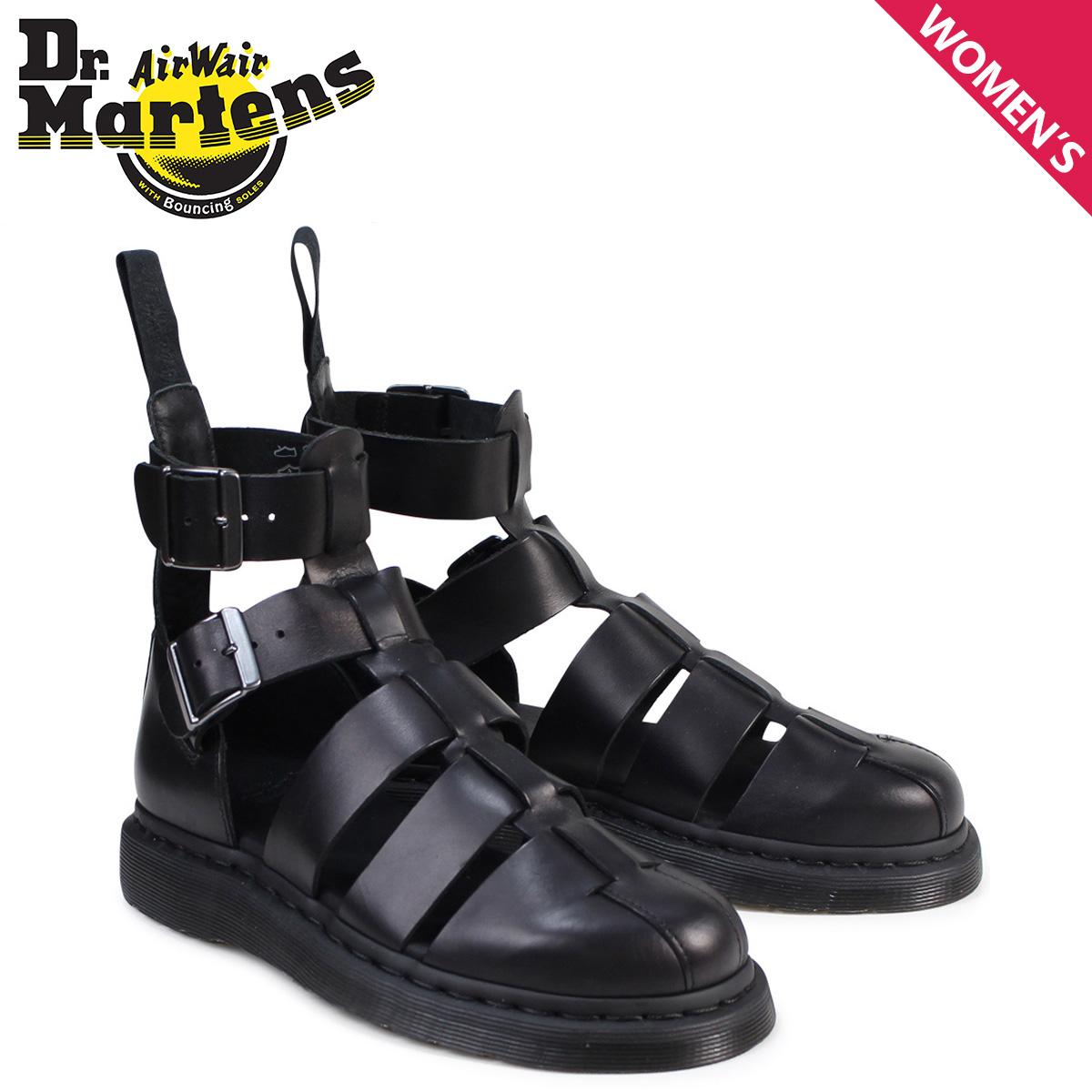 Black sandals gap - Doctor Martin Sandals Men Gap Dis Dr Martens Geraldo Strap Sandals R15696001 Black The