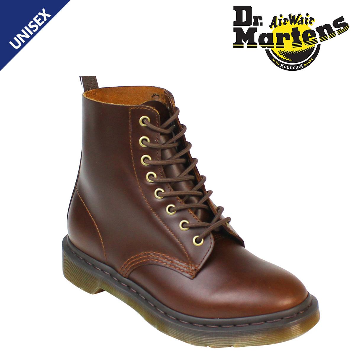 ドクターマーチン 8ホール メンズ レディース Dr.Martens ブーツ 8 EYE PASCAL BOOTS R16179240