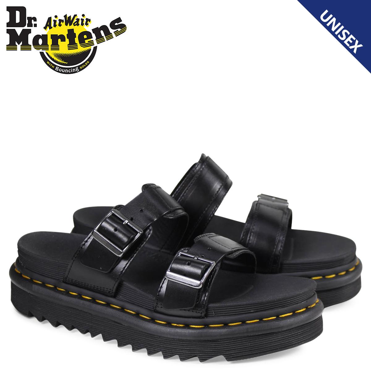 1d51ded95f1c31 Doctor Martin miles men gap Dis Dr.Martens sandals MYLES SANDAL black  R23523001  2 14 Shinnyu load
