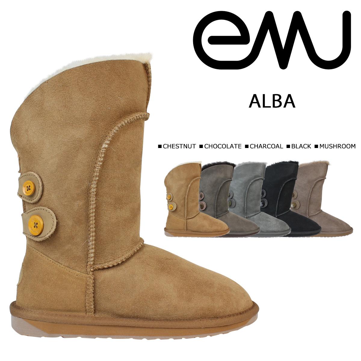 7dc84f76a9b SneaK Online Shop: emu emu mouton boots Aruba ALBA W10088 Lady's ...