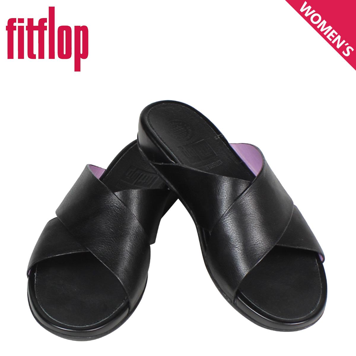 FitFlop サンダル フィットフロップ スライド AIX SLIDE 668 レディース