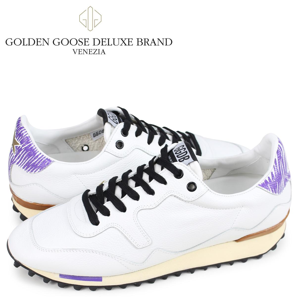 ゴールデングース Golden Goose スニーカー メンズ スターランド SNEAKERS STARLAND ホワイト G33MS456 F6