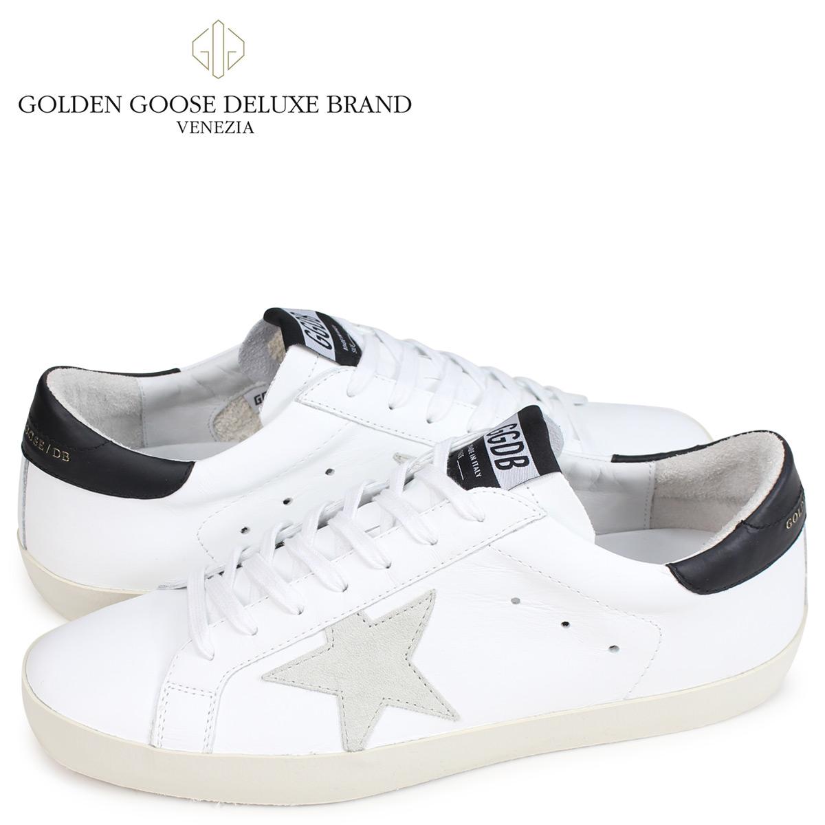 【最大2000円OFFクーポン】 ゴールデングース Golden Goose スニーカー メンズ スーパースター SNEAKERS SUPERSTAR ホワイト G33MS590 E73