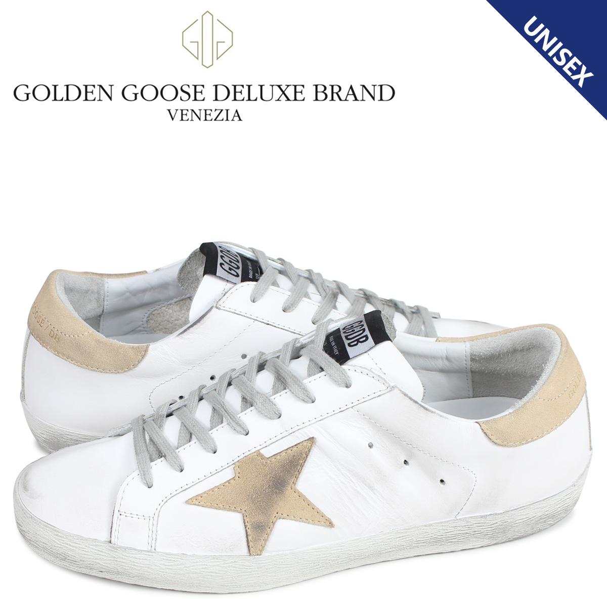 ゴールデングース Golden Goose スーパースター スニーカー メンズ レディース SUPERSTAR ホワイト 白 G34MS590 N16 [予約商品 4/18頃入荷予定 新入荷]