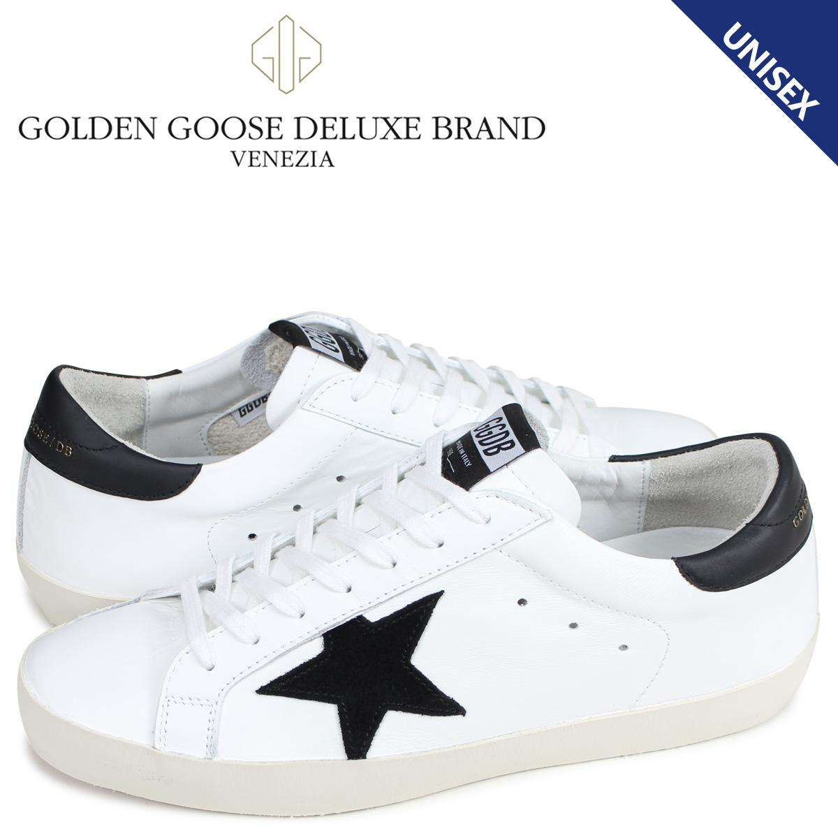 ゴールデングース Golden Goose スニーカー スーパースター メンズ レディース SUPERSTAR ホワイト 白 G34MS590 N30