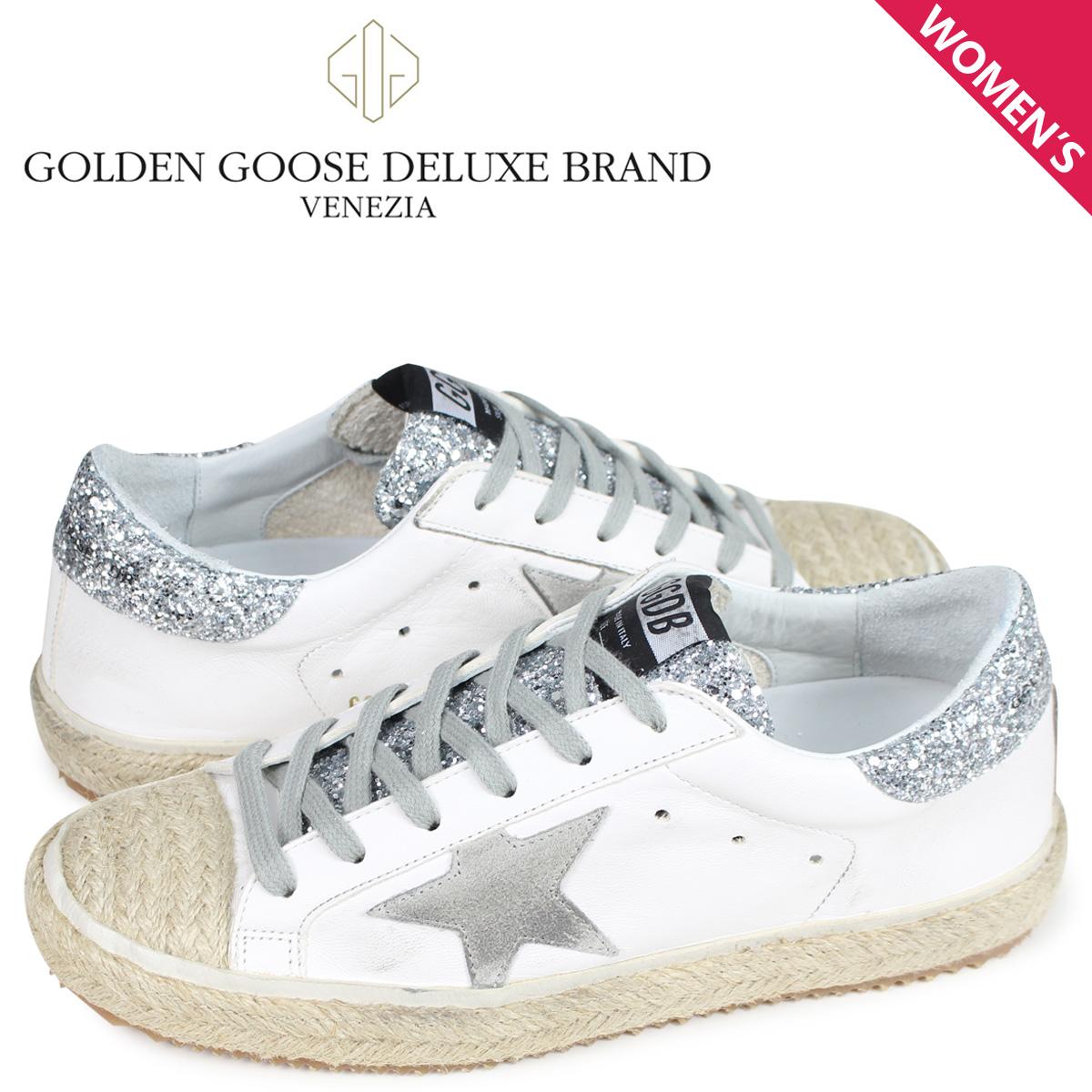 ゴールデングース Golden Goose スニーカー スーパースター レディース SNEAKERS SUPERSTAR オフホワイト G34WS590 O30