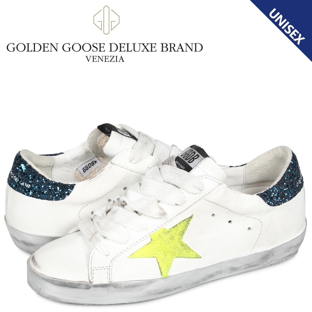 ゴールデングース Golden Goose スーパースター スニーカー メンズ レディース SUPERSTAR ホワイト 白 G35WS590 R49