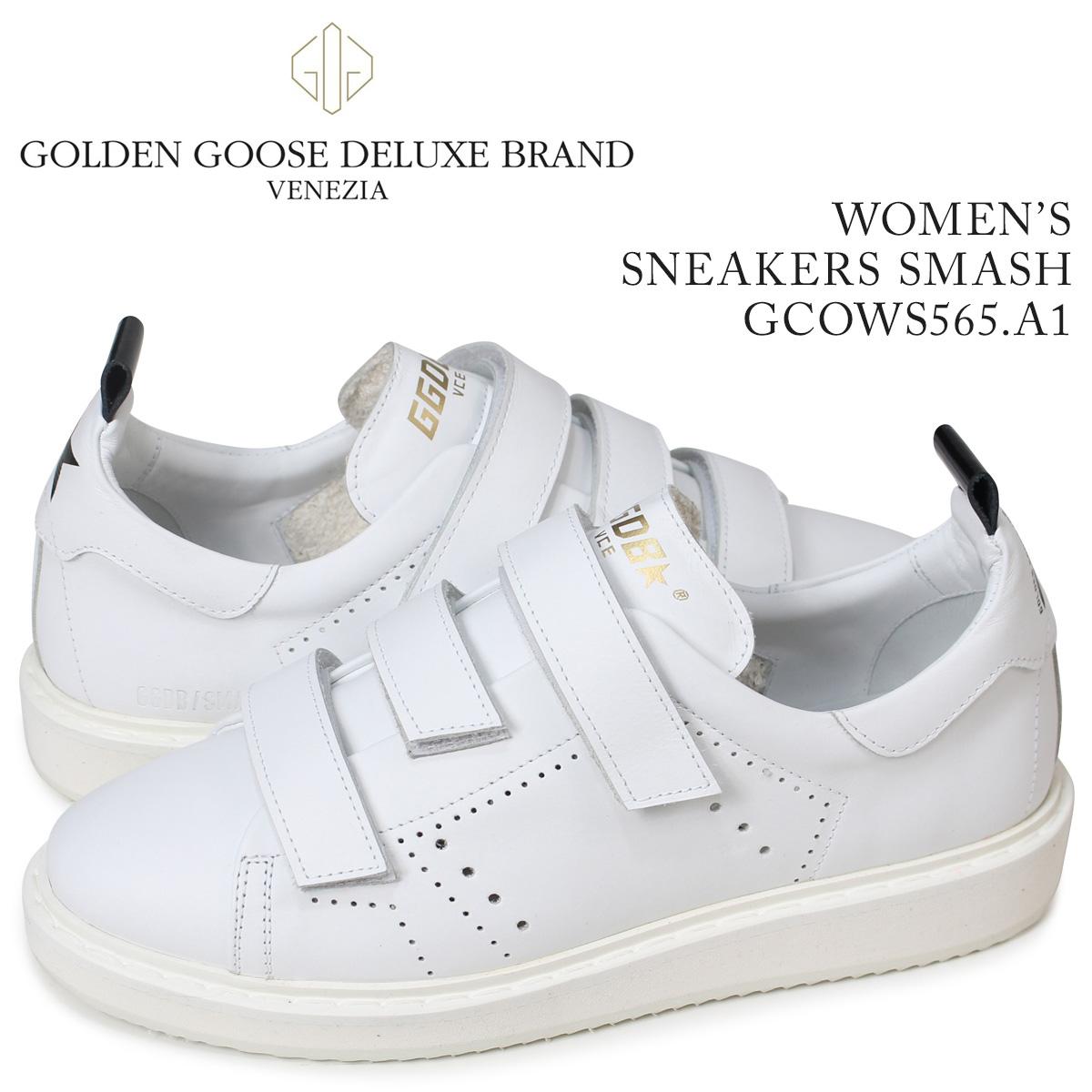 ゴールデングース Golden Goose スニーカー レディース スニーカーズ スマッシュ SNEAKERS SMASH ホワイト GCOWS565 A1