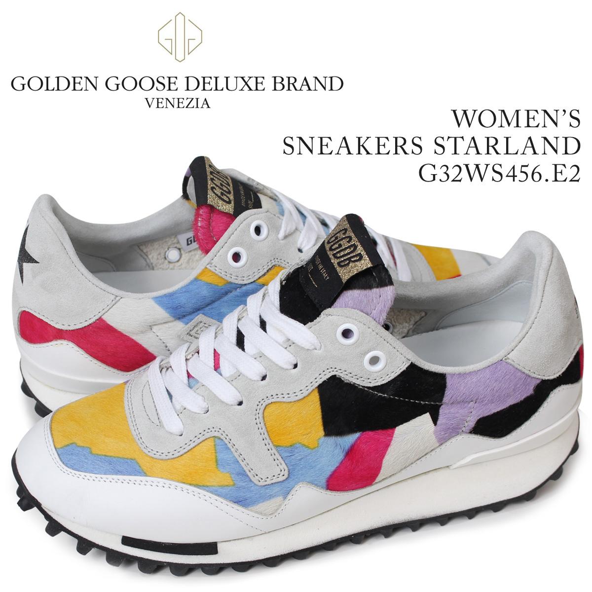 ゴールデングース Golden Goose スニーカー レディース スニーカー ズ スターランド SNEAKERS STARLAND ホワイト G32WS456 E2