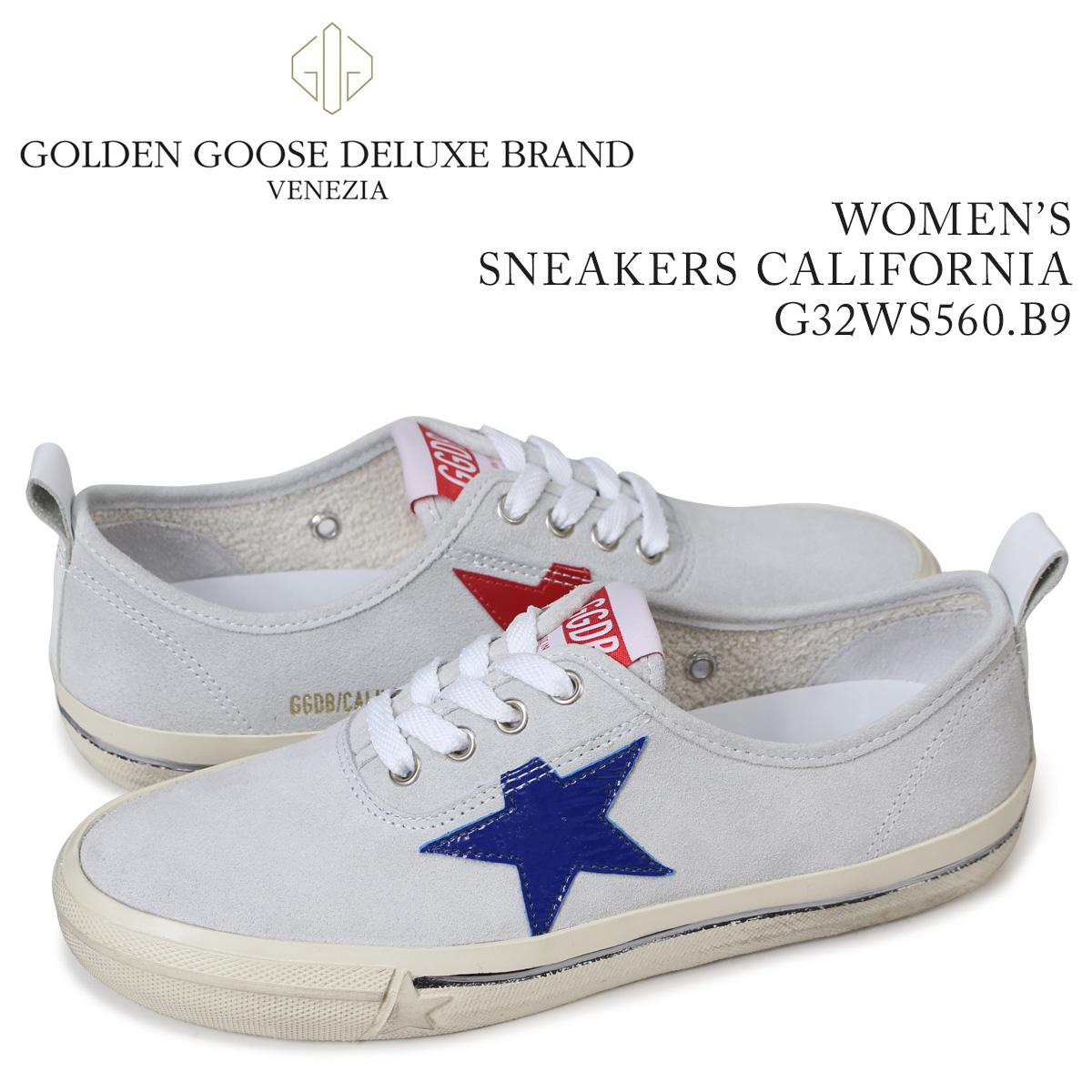 ゴールデングース Golden Goose スニーカー レディース スニーカー ズ カリフォルニア SNEAKERS CALIFORNIA ホワイト G32WS560 B9