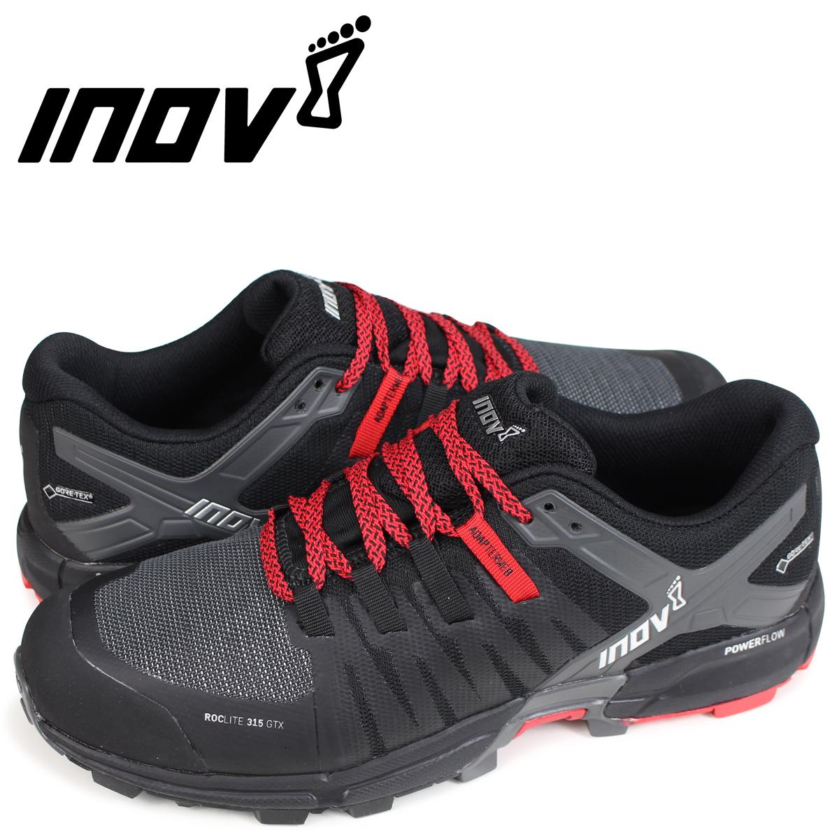 factory authentic 1da7e c58b1 イノヴェイト inov-8 lock light shoes trail running shoes ROCLITE 315 GTX MS  NO2LIG07 men black