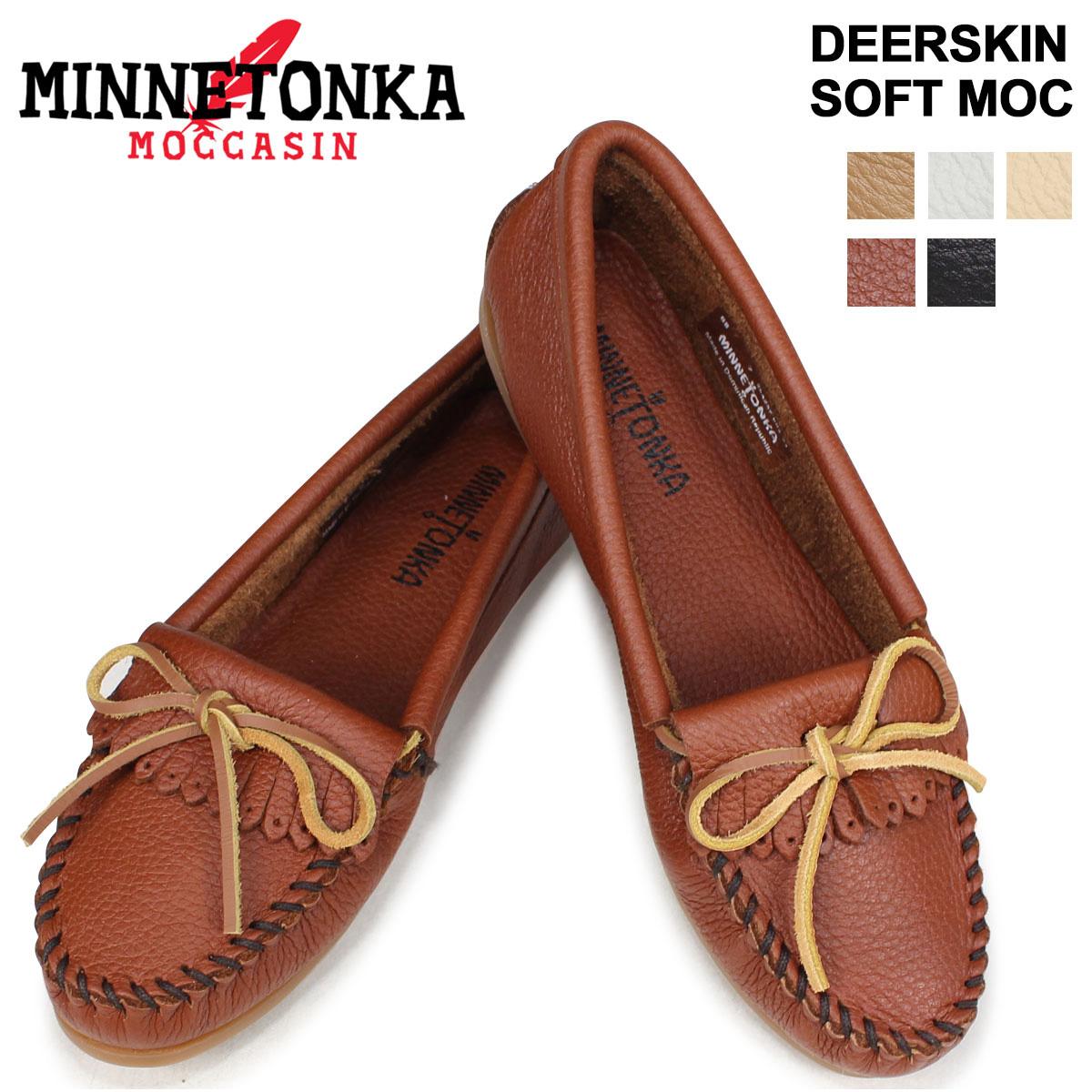 cdaac8722cc SneaK Online Shop: Mine Tonka MINNETONKA moccasins deerskin software ...