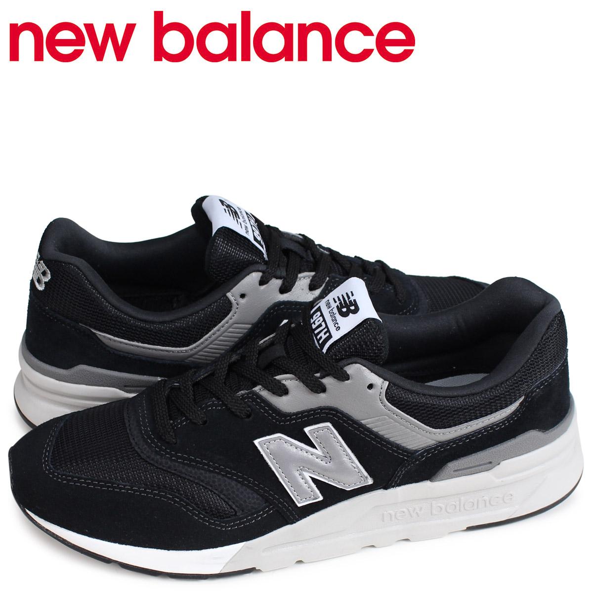 ニューバランス new balance 997 スニーカー メンズ Dワイズ ブラック 黒 CM997HCC
