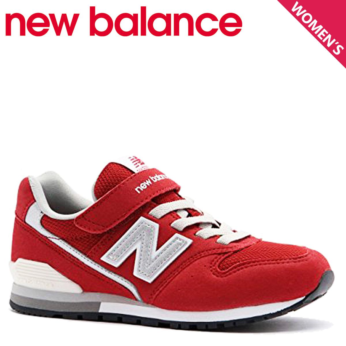 kids red new balance