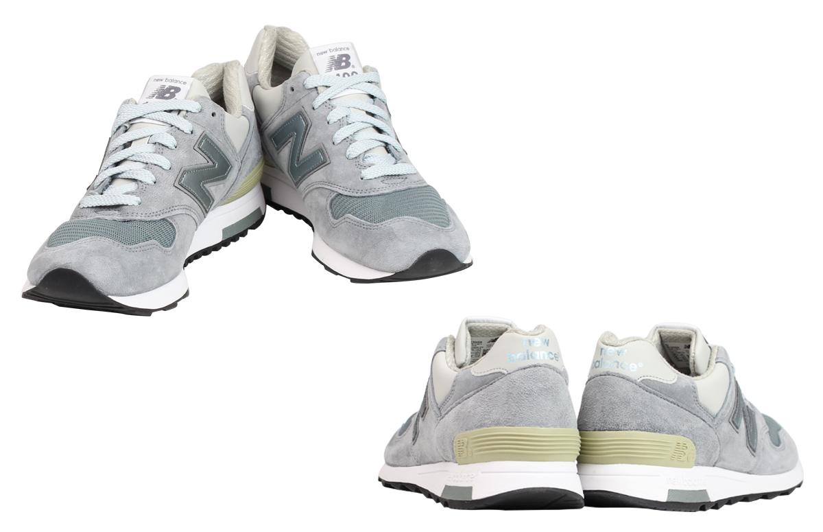 New balance new balance M1400 SB MADE IN USA sneaker M1400SB D wise men\u0027s  shoes grey