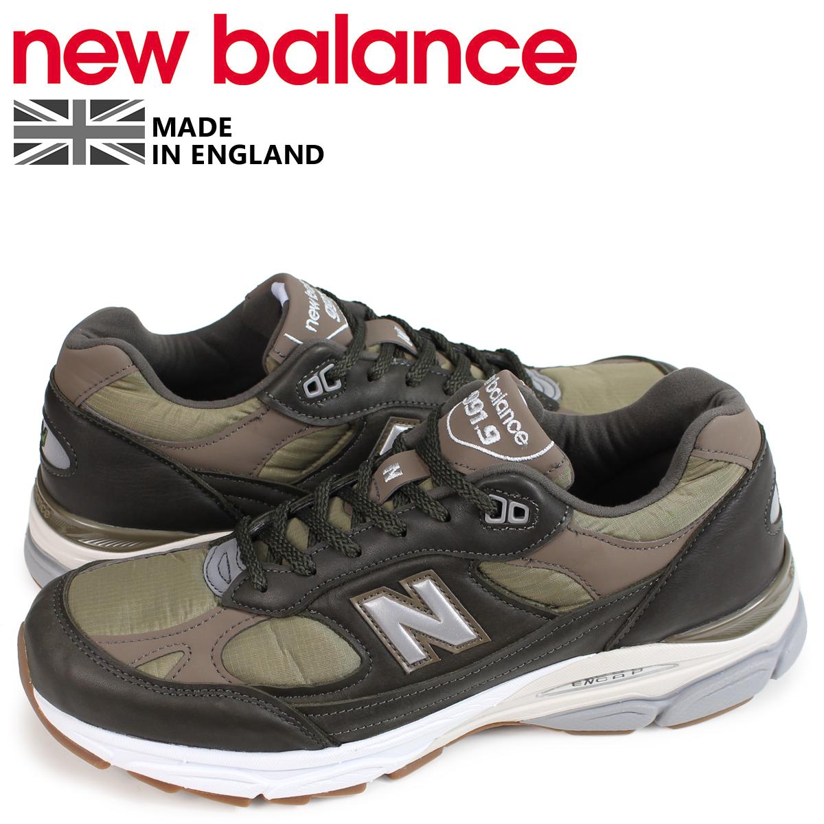 new balance 991 olive