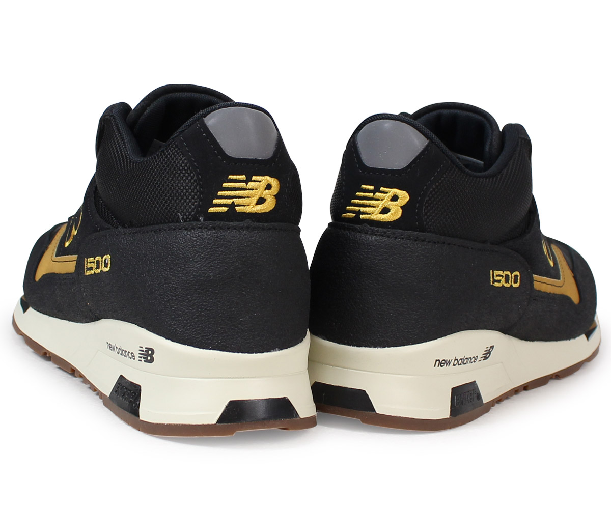 new balance 1500 made in uk black yellow
