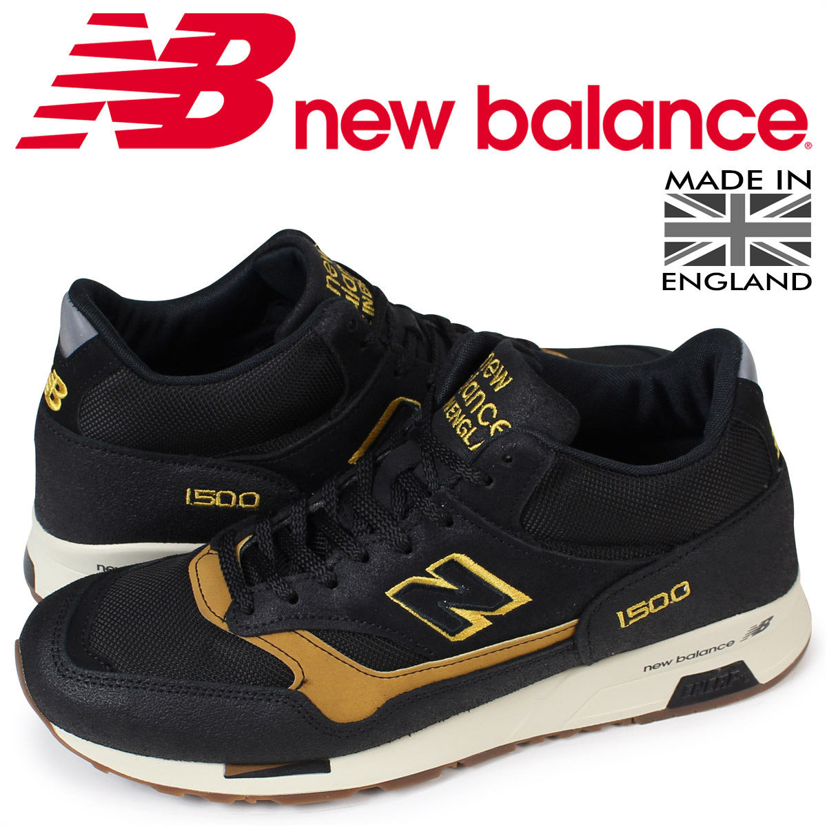 1500 new balance black