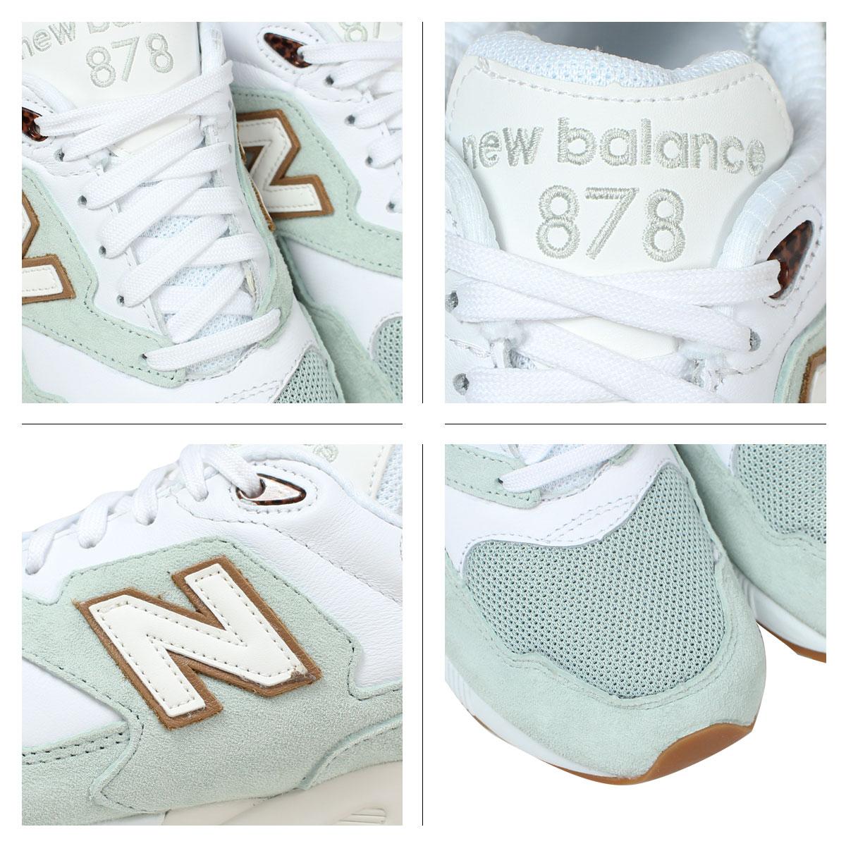sports shoes e3998 73c36 new balance 878 white