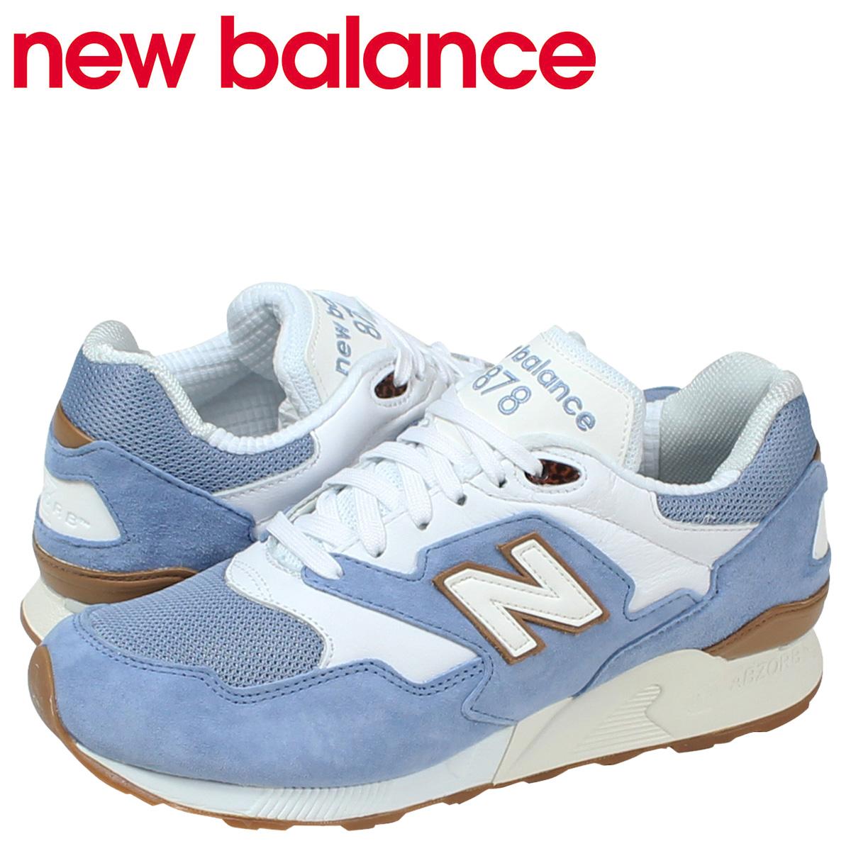 baskets pour pas cher 8a173 5e2d0 New Balance new balance 878 men's sneakers ML878RMB D Wise blue