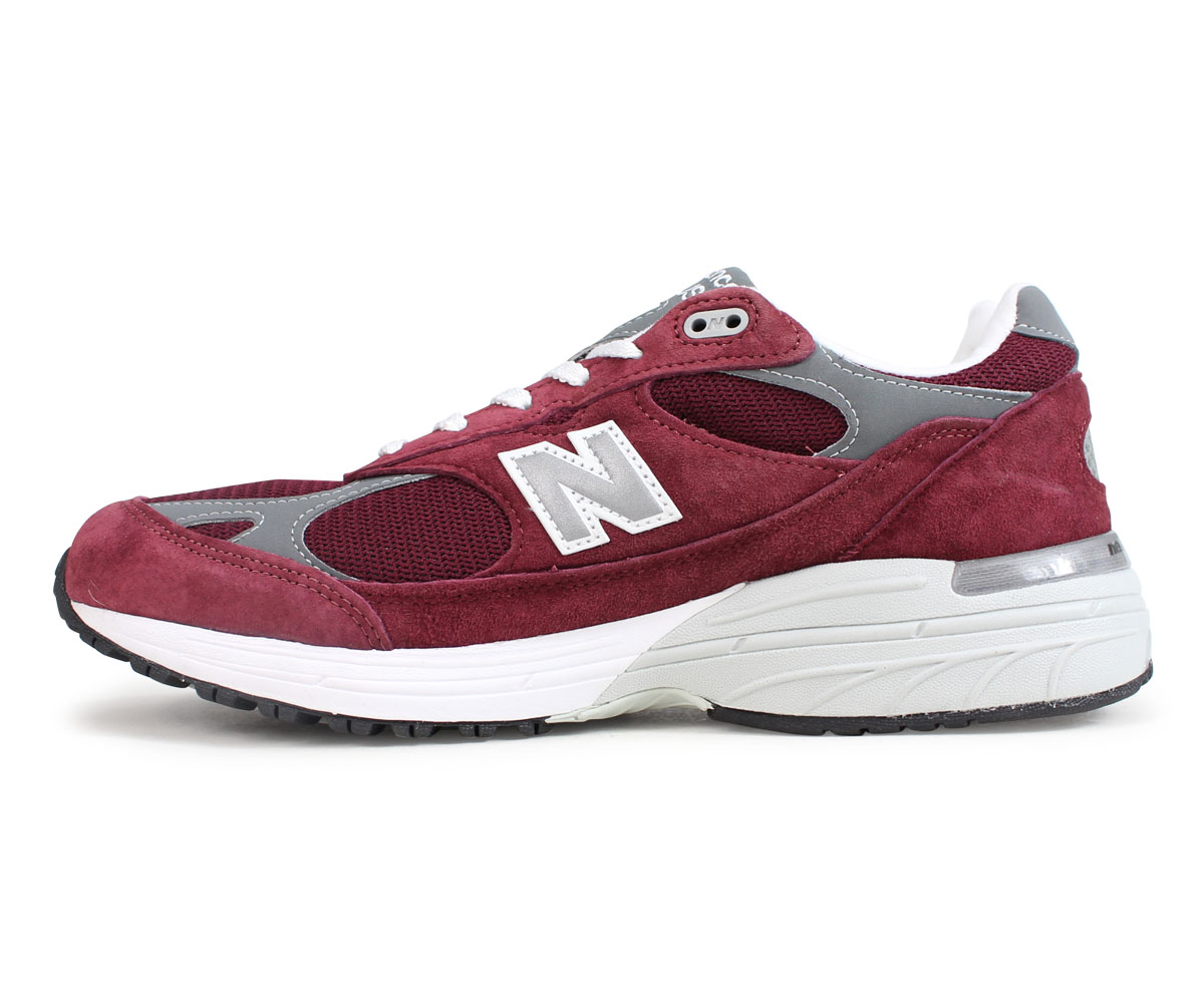 cheap for discount be9ca 9eb08 New Balance new balance 993 men's sneakers MR993BU D Wise MADE IN USA bar  Gandhi