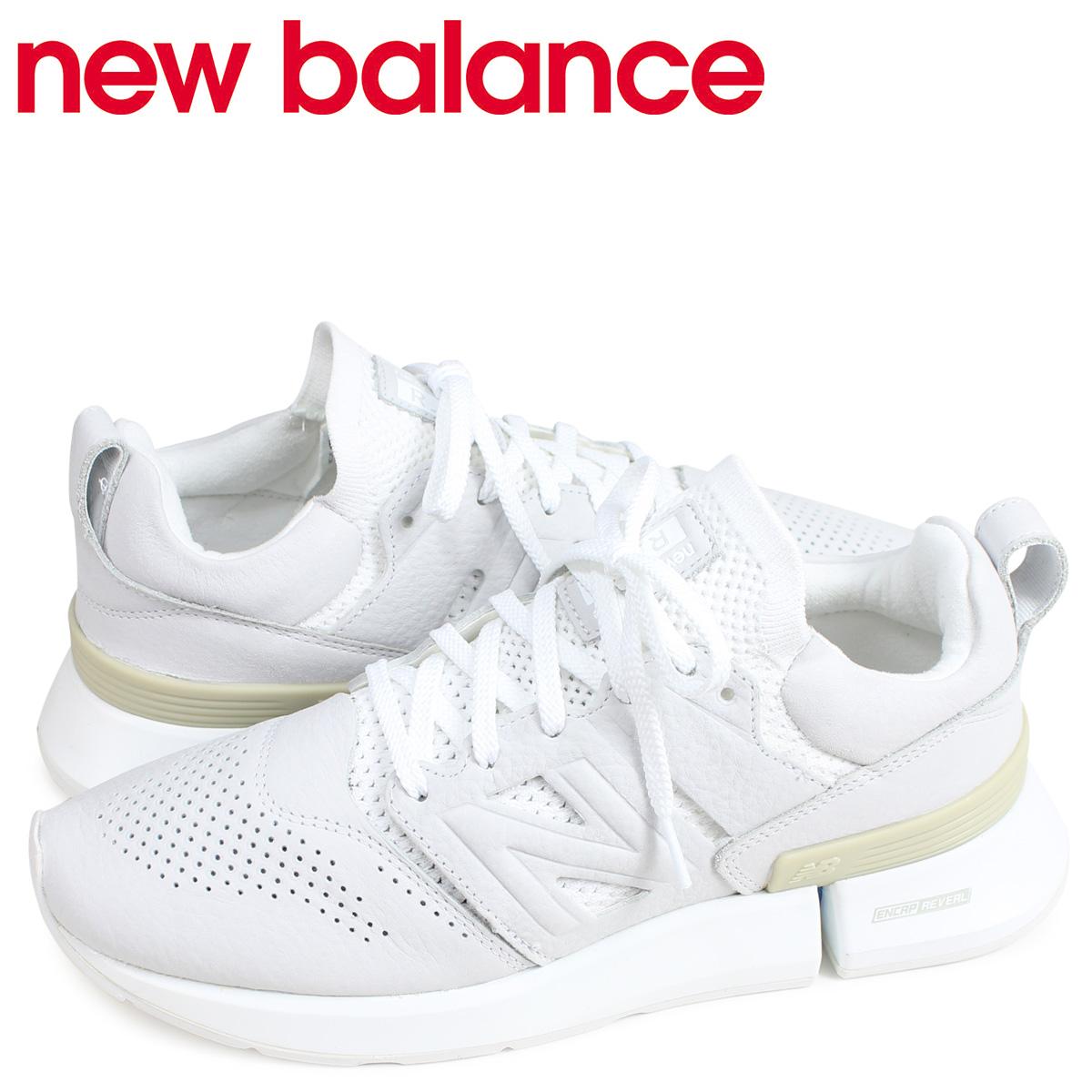ニューバランス new balance スニーカー メンズ REVEAL CONCEPT ONE LEATHER WT Dワイズ ホワイト MSRC1LWT