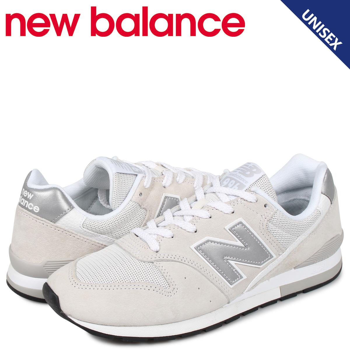 【最大2000円OFFクーポン】 ニューバランス new balance 996 スニーカー メンズ レディース Dワイズ ホワイト 白 CM996BT