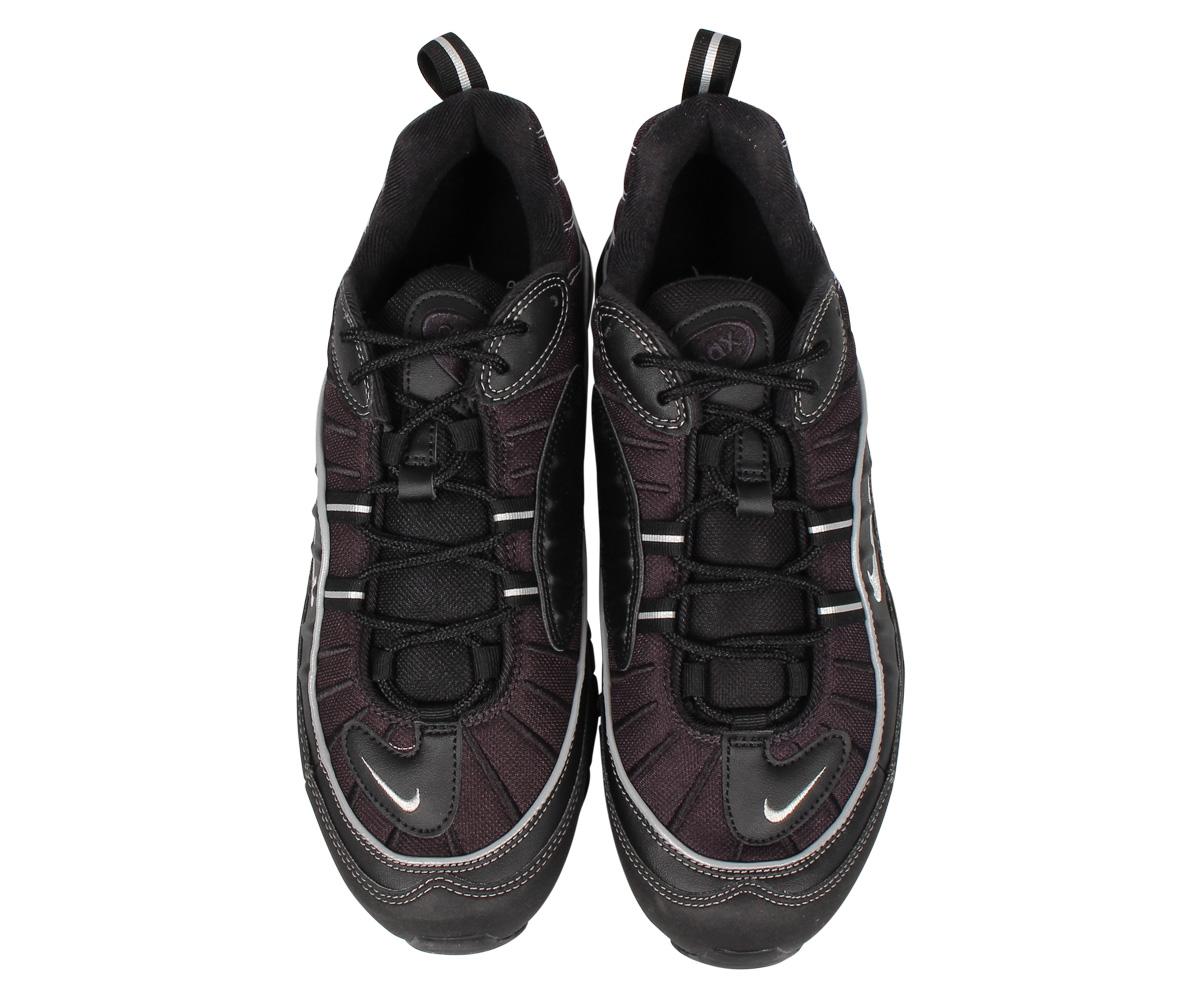 NIKE AIR MAX 98 Kie Ney AMAX 98 sneakers men black black 640,744 013