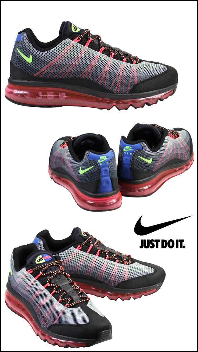Nike 耐克男士空气马克斯 95年-2013 年 DYN FW 运动鞋空气马克斯 95年-2013 年动态 flywire 技术 599300-034 黑色 [9 / 11 后的股票]