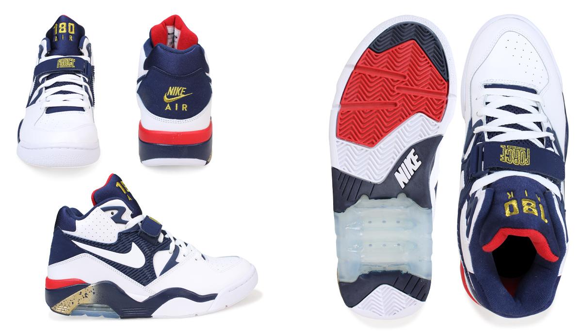 Nike NIKE air force sneakers AIR FORCE 180 OLYMPIC 310,095 100 men's white