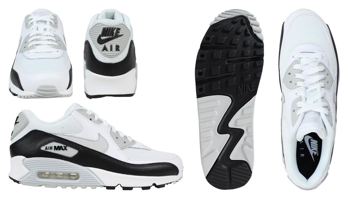 Nike NIKE Air Max sneakers AIR MAX 90 ESSENTIAL Air Max 90 essential 537,384 125 men's white