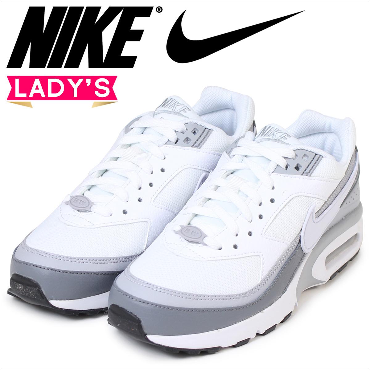 耐克NIKE空气最大女士运动鞋AIR MAX BW空气最大820344-005鞋白[1/20新进货]