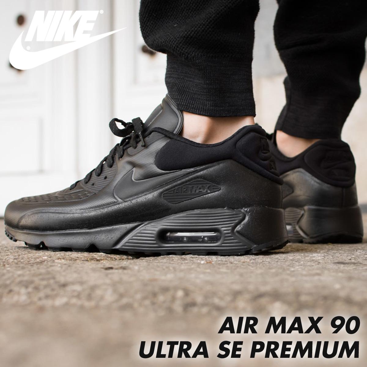 85206a0af8e0 ... Nike NIKE Air Max 90 ultra SE men sneakers AIR MAX 90 SE ULTRA PREMIUM  858