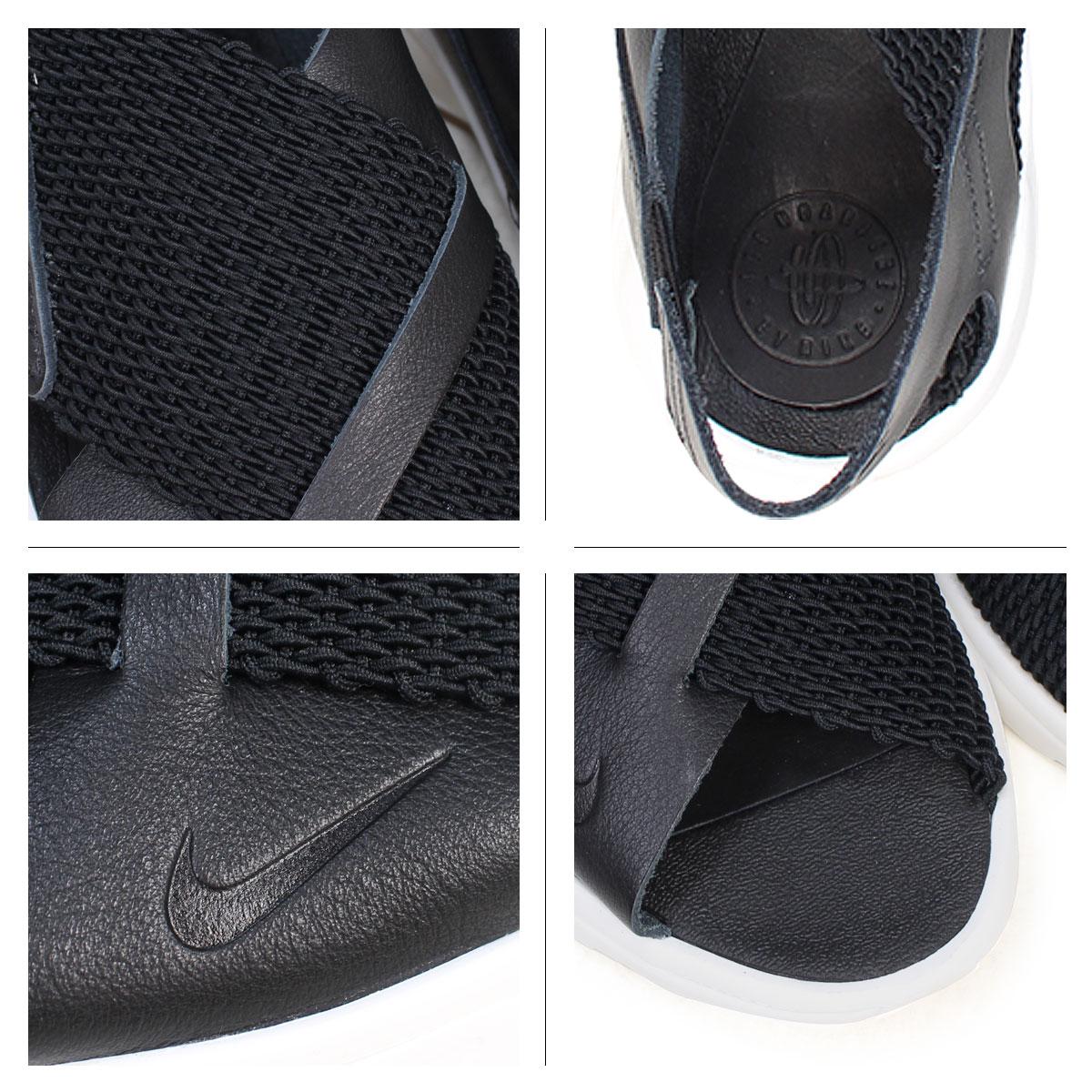 ブラック ナイキ 【最大1000円OFFクーポン ポイント最大32倍】 NIKE [予約商品 6/1頃入荷予定 追加入荷] W AIR HUARACHE ULTRA 885118-001 レディース ウルトラ ハラチ エア 靴 サンダル メンズ