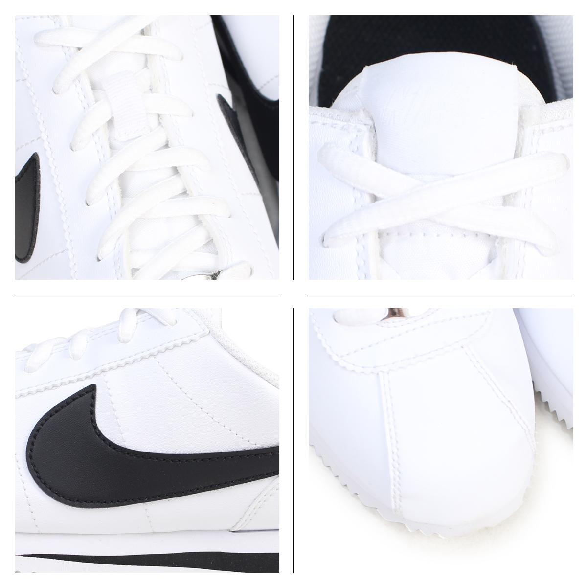 super popular 80109 afa7b Nike NIKE コルテッツレディーススニーカー CORTEZ BASIC SL GS 904,764-102 white