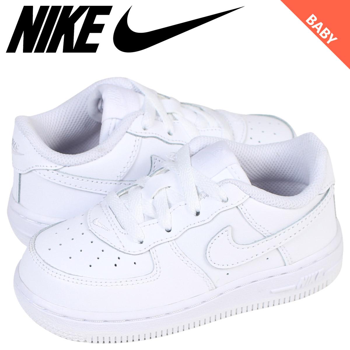 NIKE AIR FORCE 1 TD Nike air force 1 sneakers baby white 314,194 117
