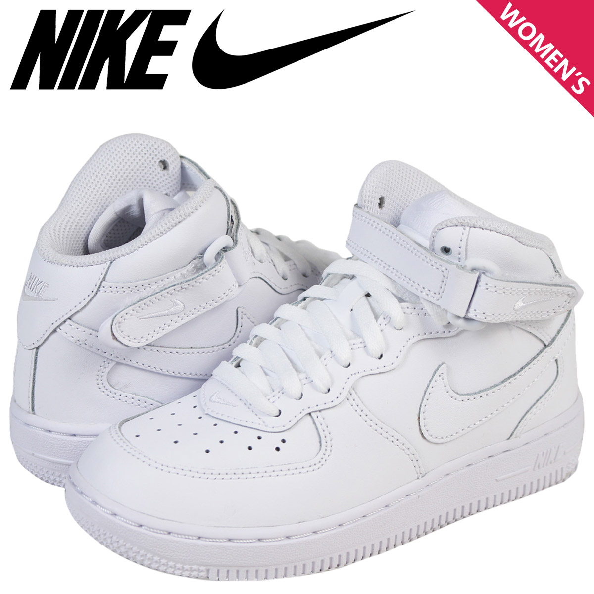 0b2e0fae 小耐吉NIKE空軍1小孩運動鞋AIR FORCE 1 LOW PS PRESCHOOL 314196-113白