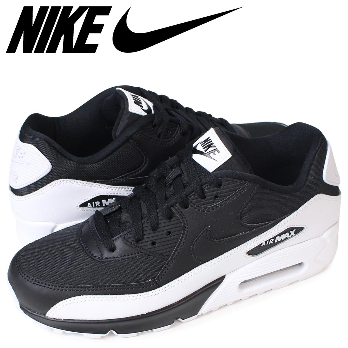 Nike NIKE Air Max 90 essential sneakers AIR MAX 90 ESSENTIAL 537,384 082 men's black