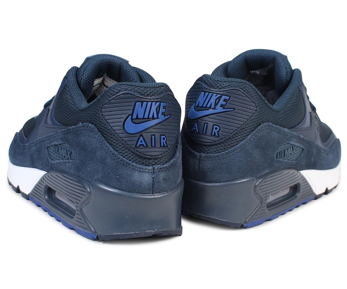 Nike Air Max 90 Essential | Blue | Sneakers | 537384 422