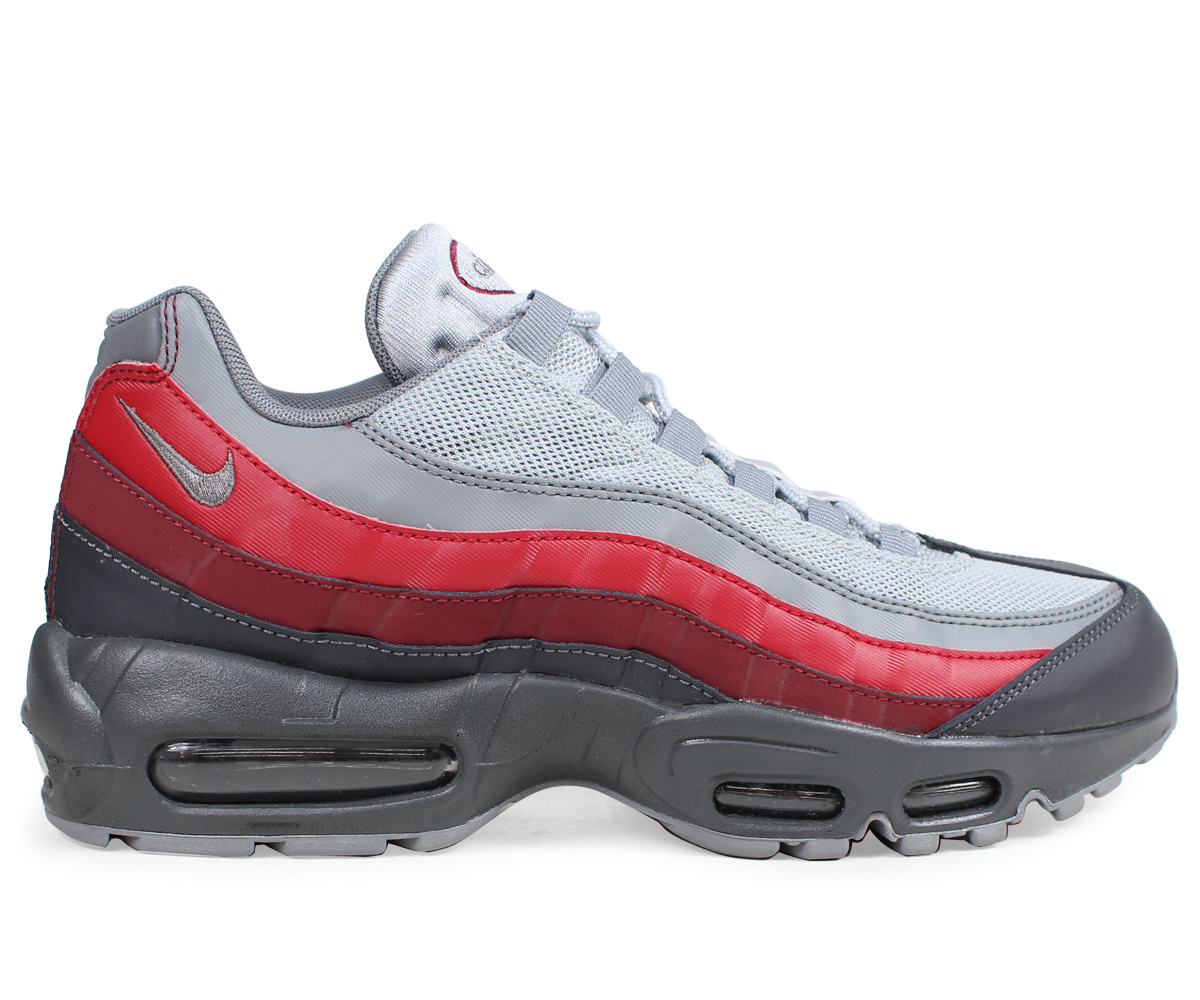 timeless design a5224 e9d9f ... Nike NIKE Air Max 95 essential sneakers AIR MAX 95 ESSENTIAL 749,766-025  men s gray ...