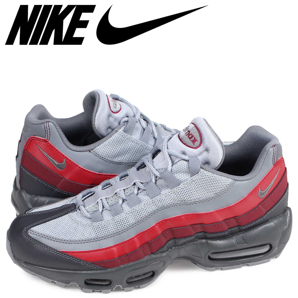 the best attitude e3804 230b8 Categories. « All Categories · Shoes · Men s Shoes · Sneakers · Nike NIKE  Air Max 95 essential sneakers AIR MAX 95 ESSENTIAL 749,766-025 men s gray