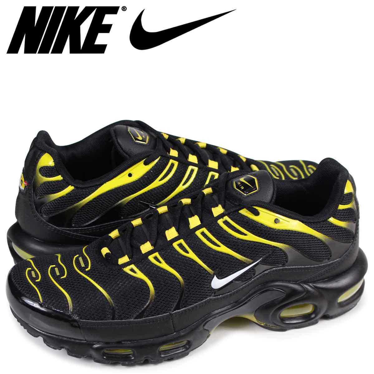 NIKE AIR MAX PLUS Kie Ney AMAX plus sneakers men 852,630 020 black