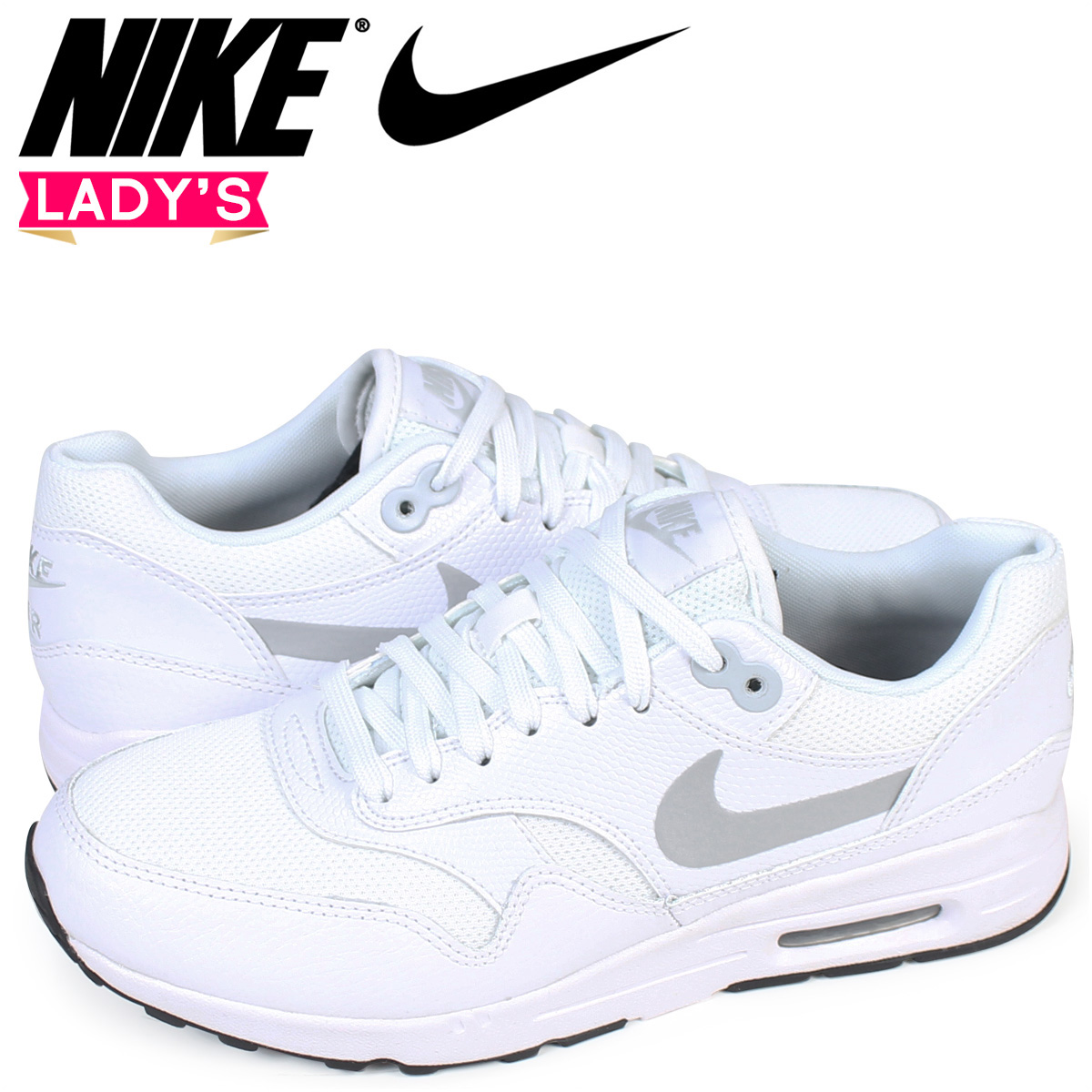 1 Air Lady's Wmns 100 Ultra Nike Sneakers 2 0 White 881 104 Max hrtsxQdC