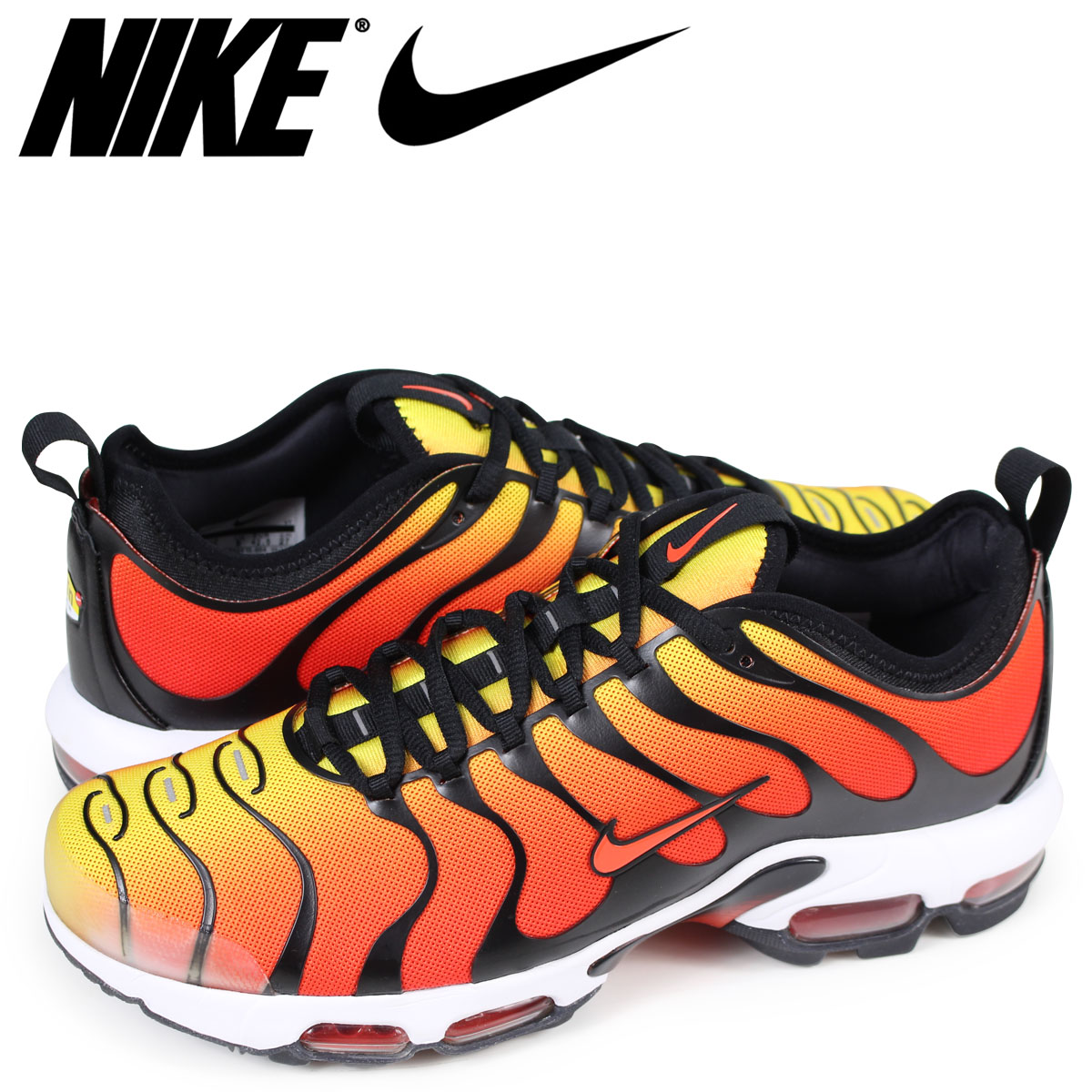 the latest 51b02 76dc6 Nike NIKE Air Max plus sneakers men AIR MAX PLUS TN ULTRA 898,015-004 orange