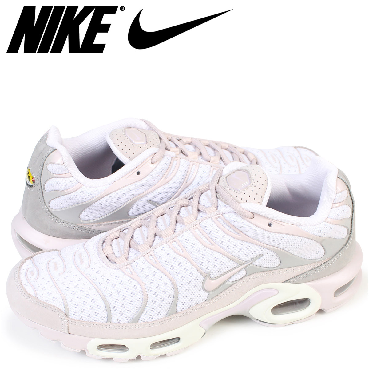 Nike Air Max Tn Chaussures Pour Hommes Blanc 11009 Granby