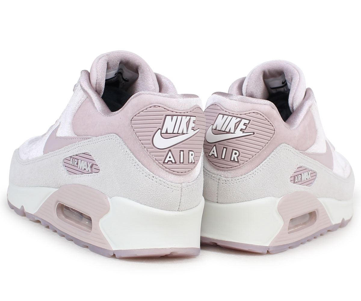 finest selection c4aaf f87f6 Nike NIKE Air Max 90 Lady's sneakers WMNS AIR MAX 90 LX 898,512-600 pink
