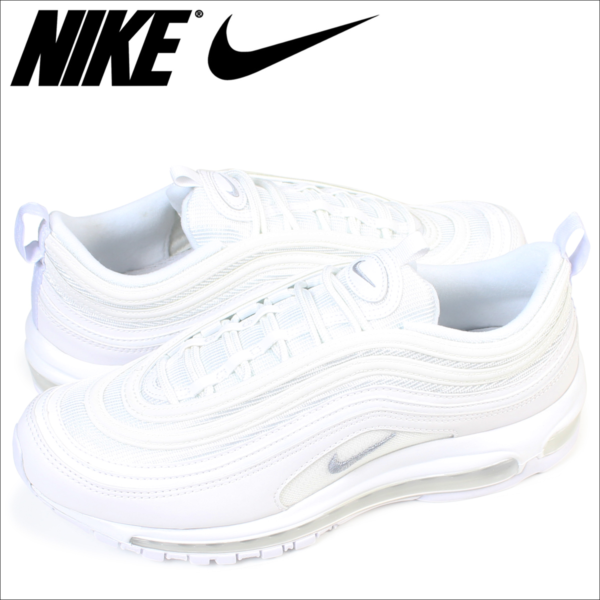 Cheap Nike Air Max 97 White Activate Learning Reading College