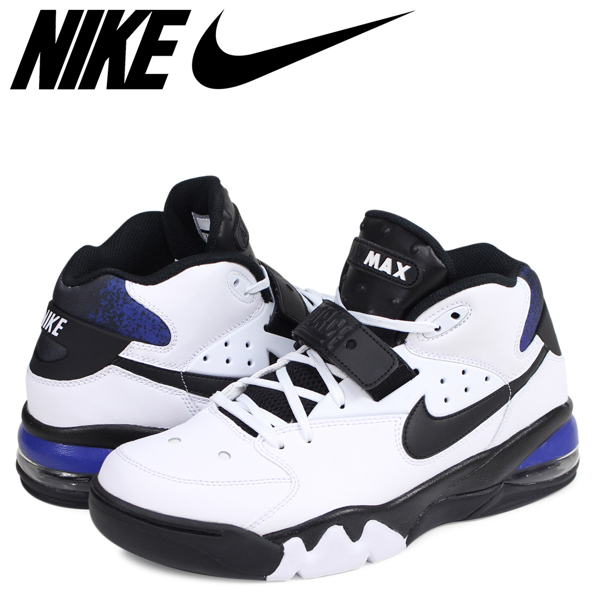 NIKE Shoes | Air Force Max 93 Barkley Sz 8 | Poshmark