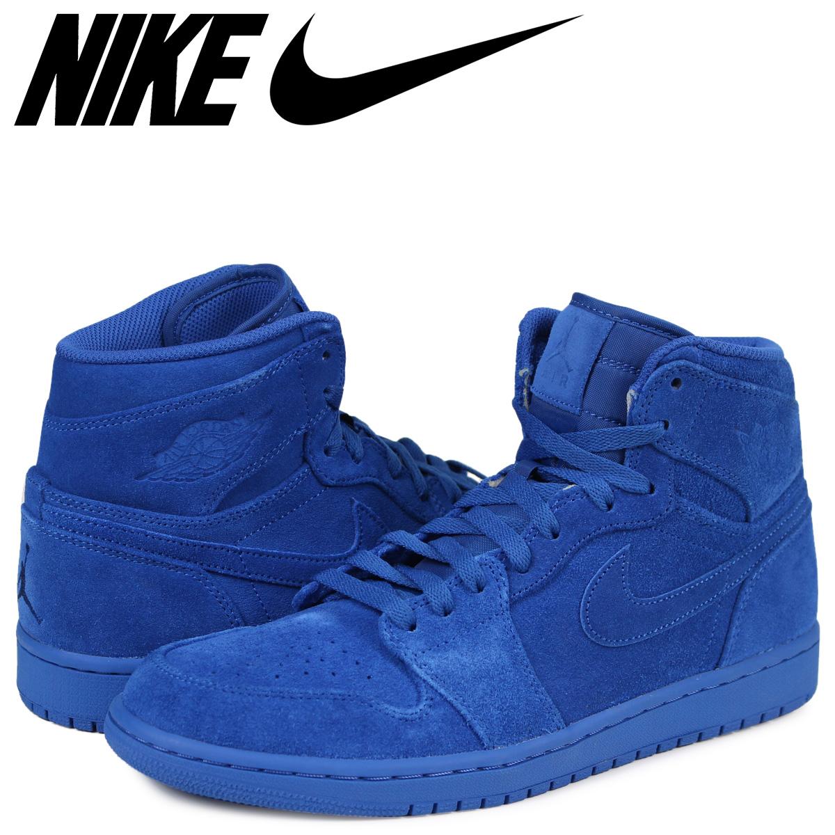 651708c9052 SneaK Online Shop: Nike NIKE Air Jordan 1 nostalgic high sneakers ...